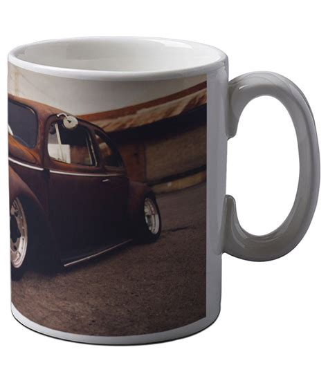 100% satisfaction guarantee on all of our swedish coffees. Artifa Rusted Volkswagen Coffee Mug: Buy Online at Best Price in India - Snapdeal