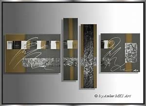 Acrylbilder Für Schlafzimmer : mk1 art bild leinwand abstraktes gem lde kunst bilder malerei braun modern xxl ebay ~ Sanjose-hotels-ca.com Haus und Dekorationen