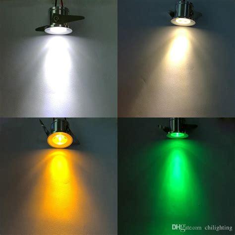 simple led mini spotlight  cupboard showcase