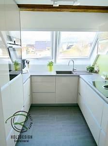 Küchen Für Dachgeschosswohnungen : kleine k chen im dachgeschoss holzdesign rapp geisingen ~ Michelbontemps.com Haus und Dekorationen