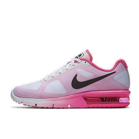 Sepatu Nike Airmax Pink Mix jual sepatu lari nike wmns air max sequent pink original