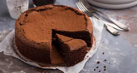 flourless chocolate cake  julie goodwin recipe flourless