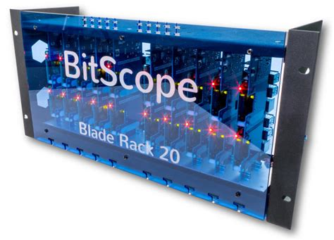 bitscope blade power mounting solutions  raspberry pi