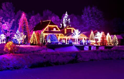 lightshow merry christmas with reindeer and sleigh