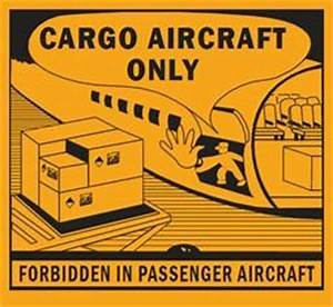 cargo aircraft only label roll of 500 by asc inc With cargo aircraft only label