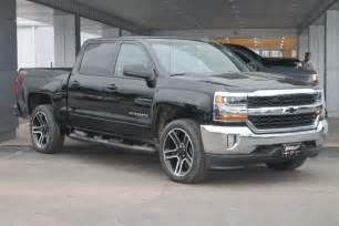 Black 2016 Chevrolet Silverado 1500