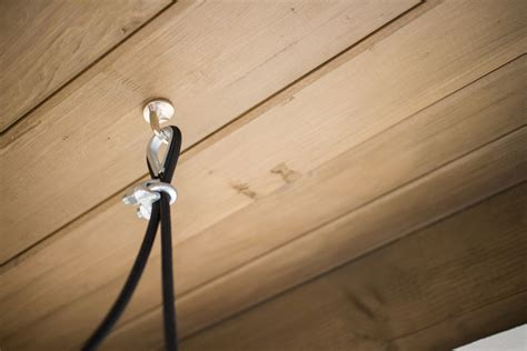how to hang pendant lights how to swag a pendant light without a chain work about house