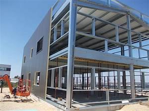 Mezzanine Metallique En Kit : plancher collaborant b timent m tallique acrot re ~ Premium-room.com Idées de Décoration