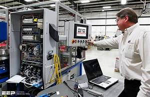 Automation And Control Of Industrial Machinery And Processes