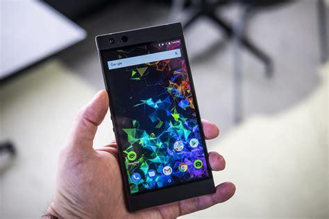 razer phone  review    gaming phone pcworld