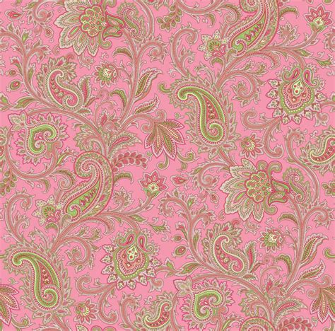 pink paisley wallpaper gallery