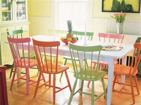 colorful kitchen table sets summertime hues live the home home improvement 5574