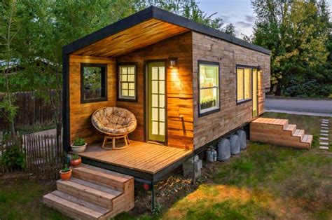 Woman Builds Mortgage Free Tiny House For $11k  Off Grid