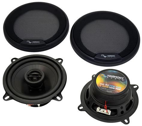 fits bmw    rear door replacement speaker