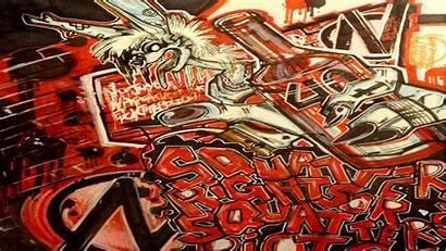 Graffiti Wallpapers Desktop American Flag Walls Backgrounds