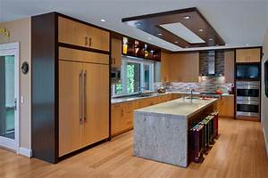 Delightful low ceiling using recessed lighting ideas for