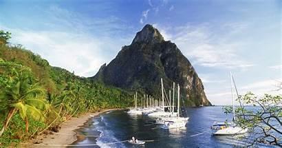 Lucia St Places Visit Caribbean Island Murder