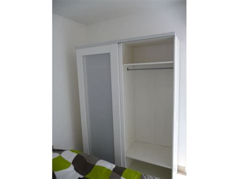 stunning armoire a porte coulissante ikea with rail porte coulissante ikea