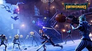 Fortnite Halloween Event And Major Battle Royale Upgrade
