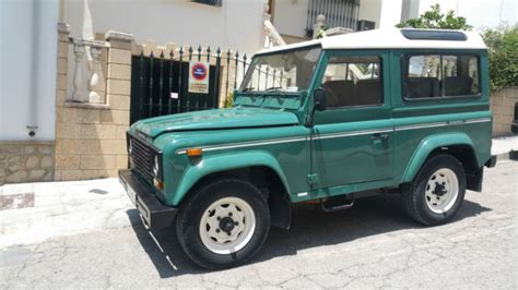 land rover defender convertible land rover defender santana convertible 6 seats for sale