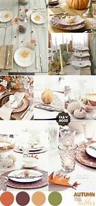 Autumn wedding table setting Ideas , Fall wedding