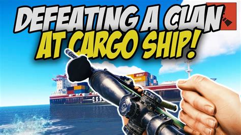 rust cargo ship