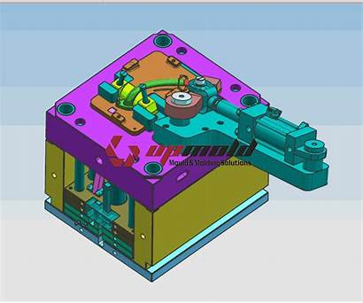 Injection Mold Elbow Mould Manufacturing Molding Slider