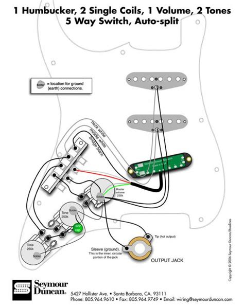 Strat Humbucker Wiring Help Needed Please