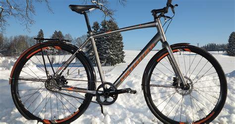 fahrrad test cityräder fahrrad riemenantrieb testergebnisse physik vorteile