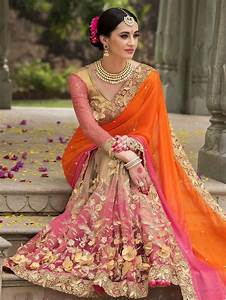 Latest Indian Wedding Sarees Collection