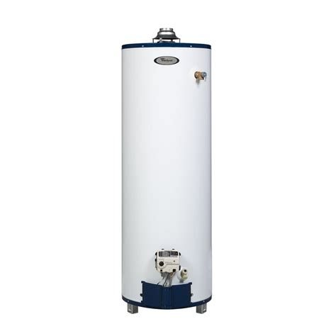40 gallon water heater lowes shop whirlpool 6th sense 30 gallon 6 year gas water