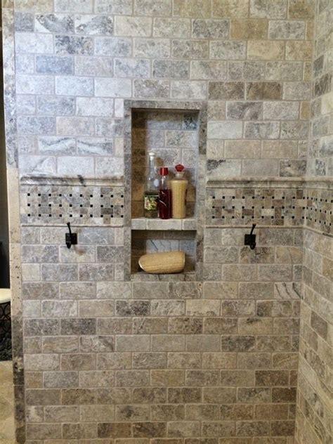 Orlandini Tile Hook Pennsylvania by De 25 Bedste Id 233 Er Inden For Travertine Shower P 229