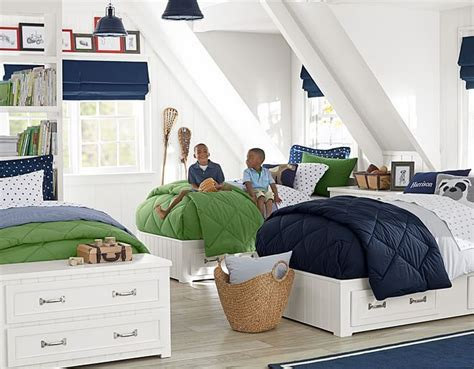 I Love The Pottery Barn Kids Cozy Comforter On