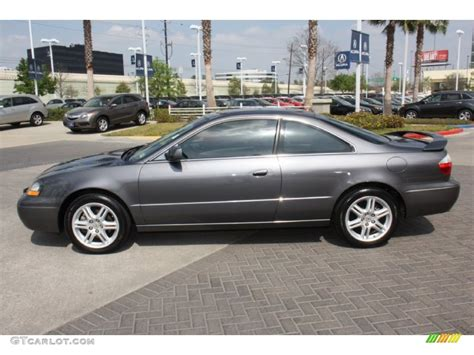anthracite gray metallic 2003 acura cl 3 2 type s exterior