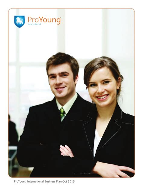 Proyoung business plan