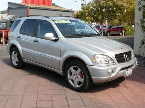 Mercedes Ml55 by Mercedes Ml55 Amg Information And Photos Momentcar