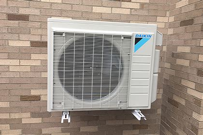 ductless mini split air conditioners ductless ac ductless heat