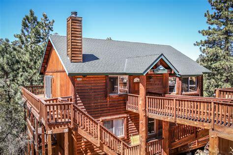 Big Cabin Treetop Lodge Big Lakefront Cabins