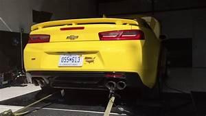 2016 Camaro Ss Manual Dyno