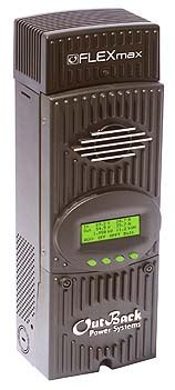 Контроллер заряда outback flexmax60
