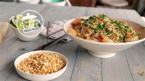 pad thaï rapide cuisine futée parents pressés zone