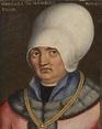 Catherine of Bohemia 1342-95 by Antoni Boys in ...