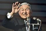 Japan: Emperor Akihito hints at abdication in TV speech