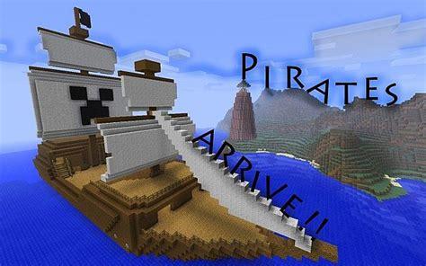 pirates arrive minecraft project