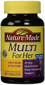 10 Best Multivitamins For Women