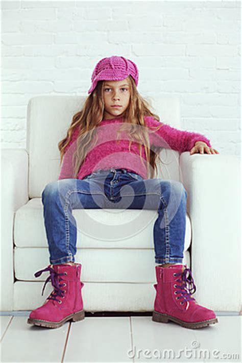 fashion child stock photo image