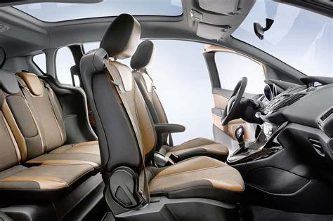 interieur gt ford b max concept