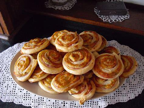 Einfache Snacks Für Party Rezepte