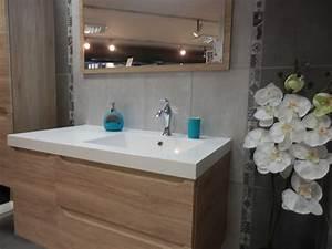 carrelage et meuble de salle de bain With k meuble balma