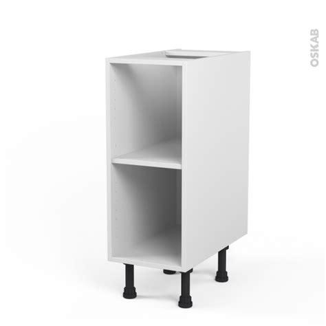 caisson cuisine 30 cm caisson bas n 4 meuble de cuisine l30 x h70 x p56 cm